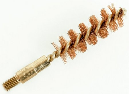 Otis brass bore brush