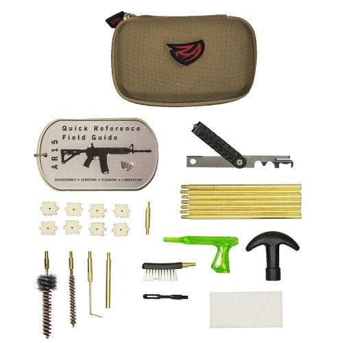 Real Avid AR15 Pro Pack Cleaning Kit-2