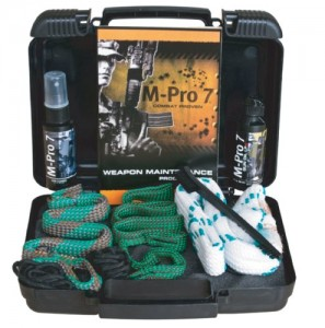 M-Pro7 Tactical Gun Cleaning Kit