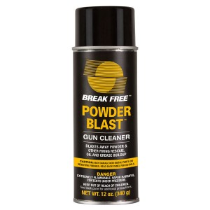 BreakFree Powder Blast Gun Cleaner
