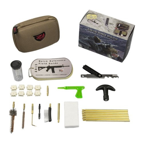 Real Avid AR15 Pro Pack Gun Cleaning Kit-1