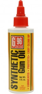 G96 Synthetic CLP Gun Oil