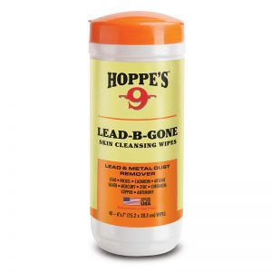 Hoppes Lead B Gone Skin Cleaning Wipes