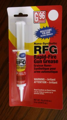 G96 Rapid Fire Gun Grease