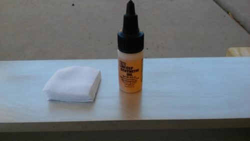 Gun Cleaning Test - G96 CLP Synthetic Oil